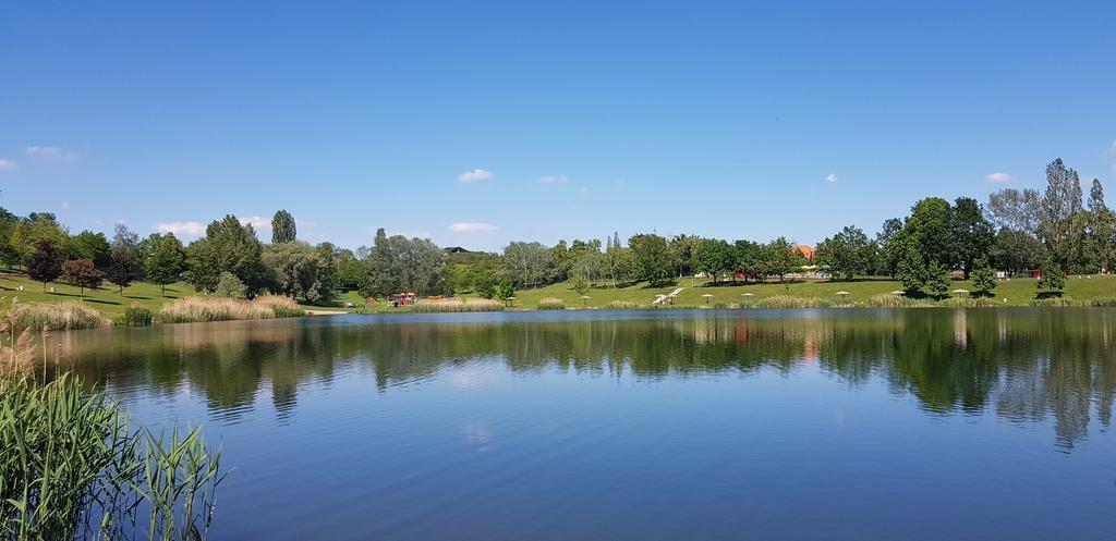 Rekreační a vodní plocha - Benedikt Most