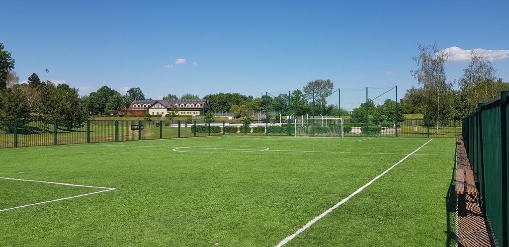 Fotbalové hřiště - Benedikt Most