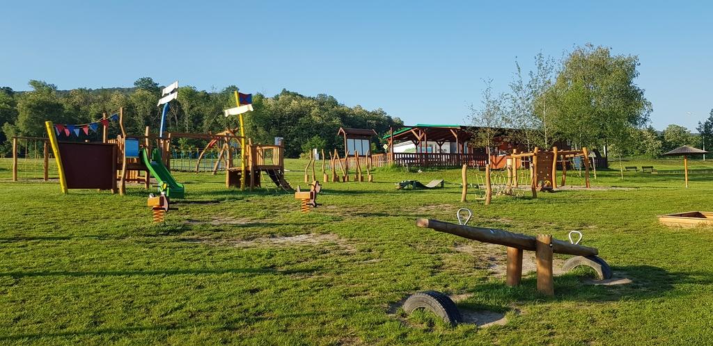 Dětské hřiště - Matylda Most