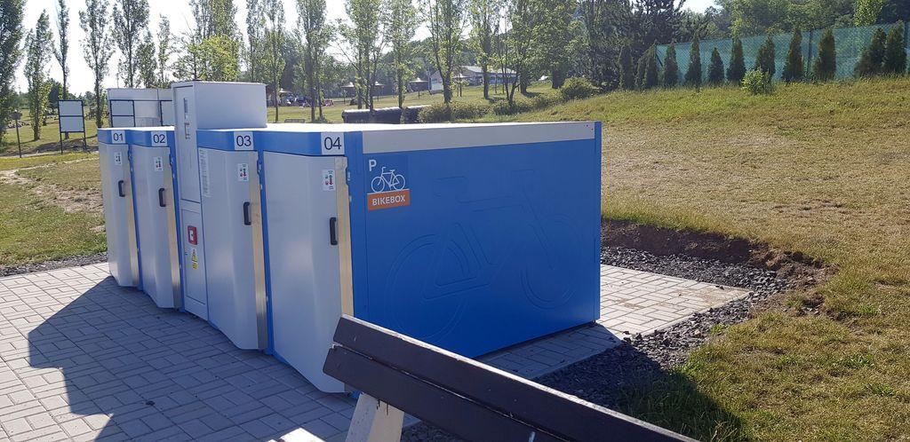Bikebox - Matylda Most